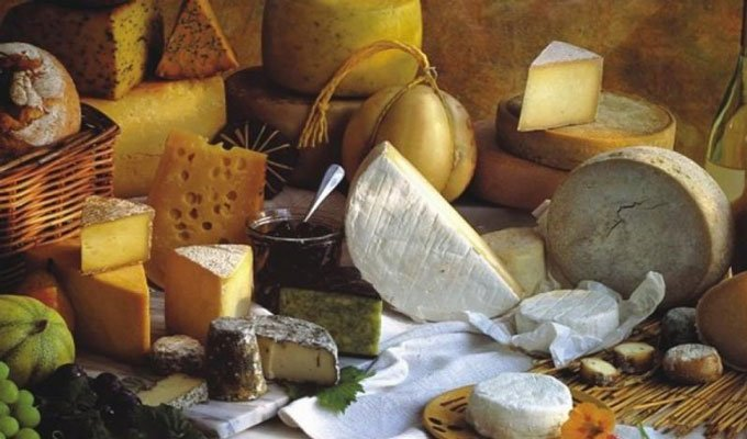 Have you tried Greek Cheese?
