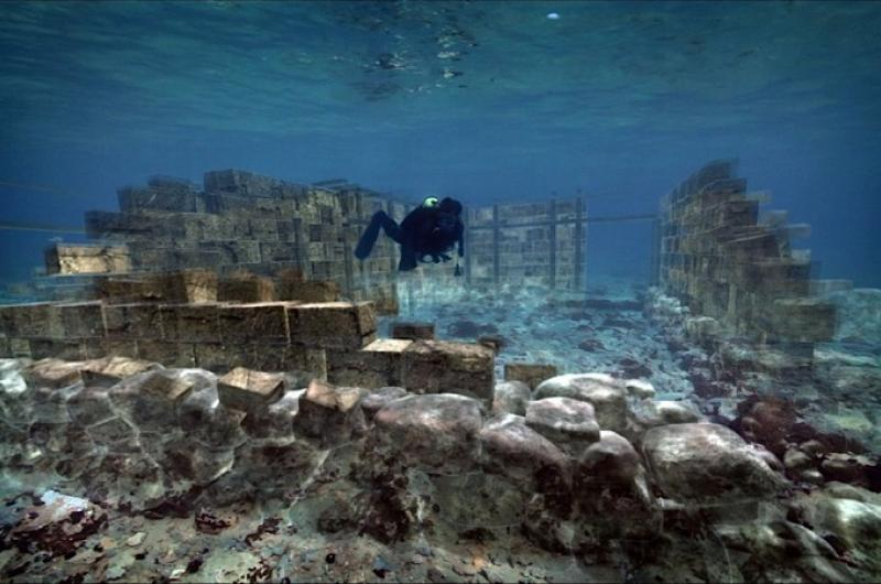 Pavlopetri – The oldest sunken city in the world is revealed!