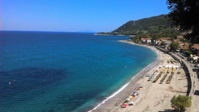 Agios Ioannis Pelion beaches