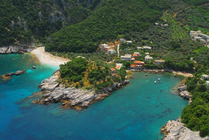 Damouchari Pelion Beaches