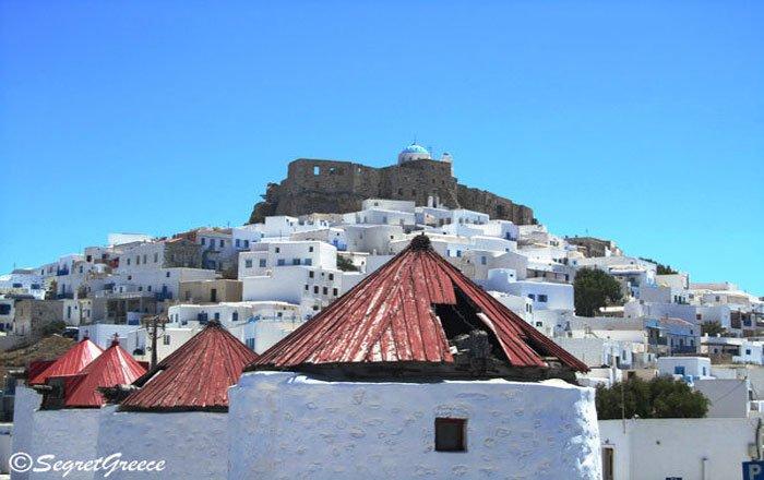 Astipalaia-Castle