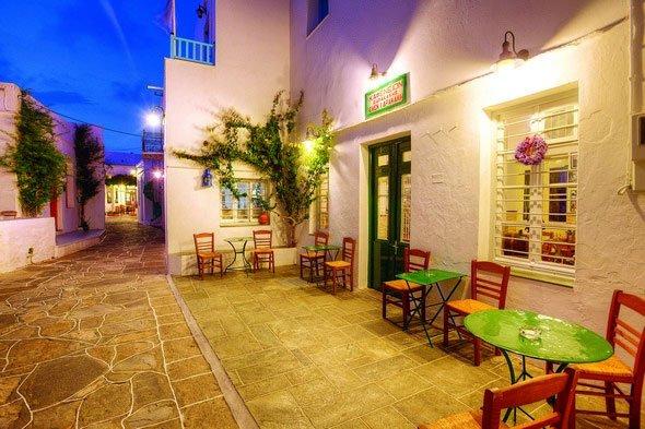 Kafeneio Drakaki, Sifnos