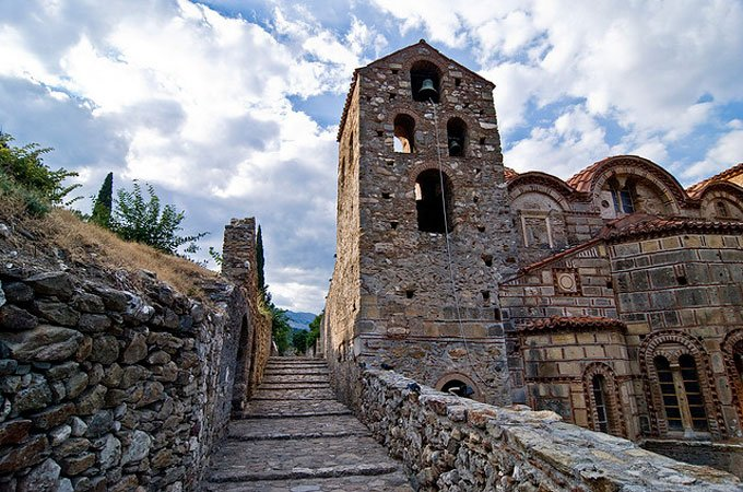 Have you ever visited the 10 best castle towns in Greece? (part B)