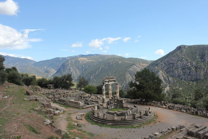Delphi, day trip from Athens