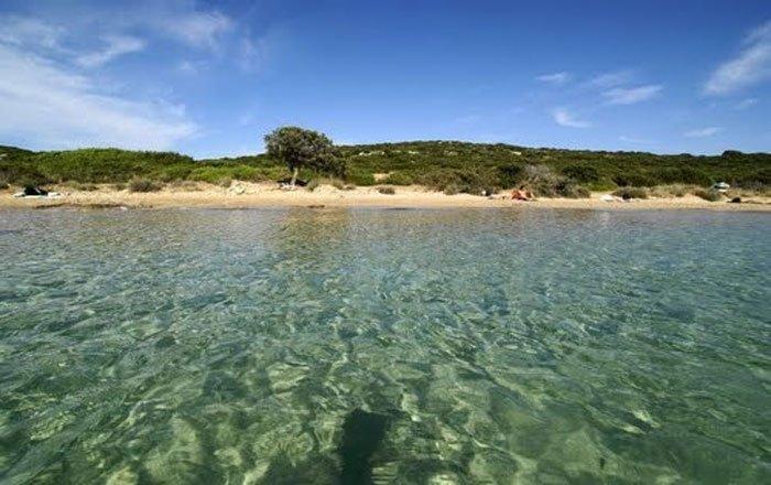 Lageri Beach, Paros Island
