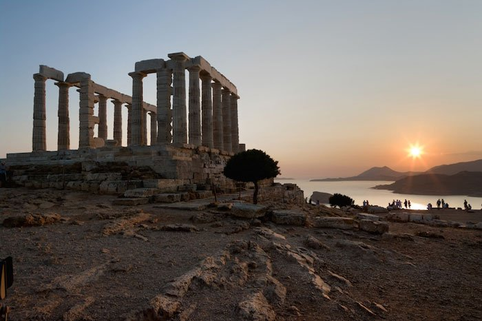 Sounio, day trips from athens