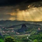 Meteora monasteries, a heaven's place!