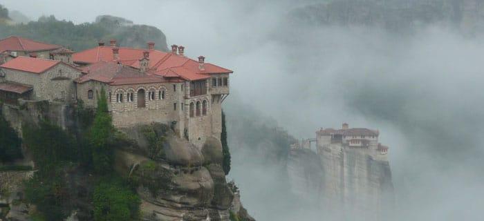 Varlaam-and-Rousanou-Monasteries