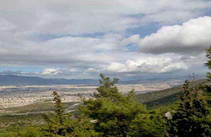 Hymettus hiking in Athens