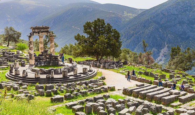The whole incredible list of UNESCO World Heritage sites in Greece!