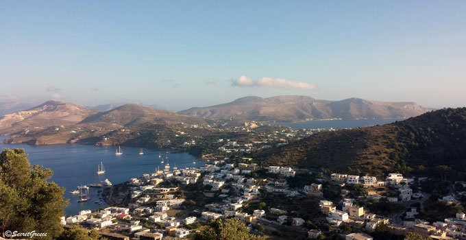 Leros island Hidden Greece