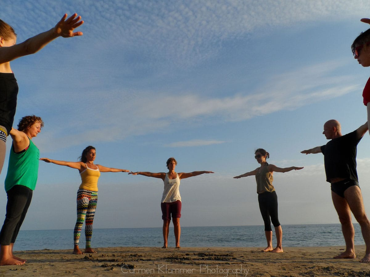 "Yoga on Crete! ""A holistic approach to holidays that nurture both the body and mind."""