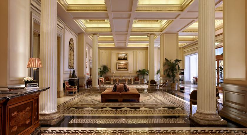 Hotel Grande Bretagne - best hotels in Greece