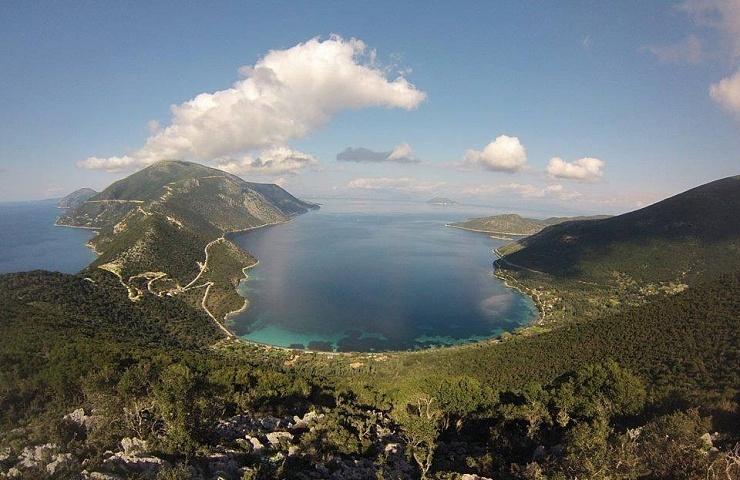 Image result for ithaka greece hiking