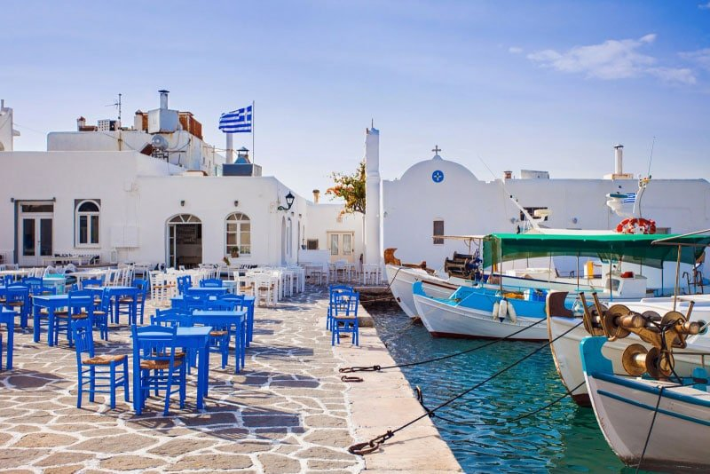 Paros island! A complete guide to this beautiful island!