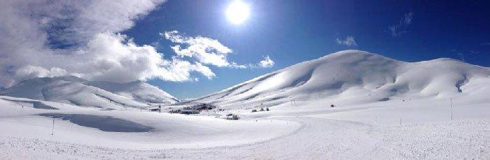 Falakro, best ski centre in Greece