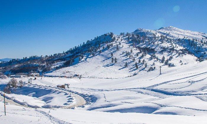 Vasilitsa, best ski center in Greece