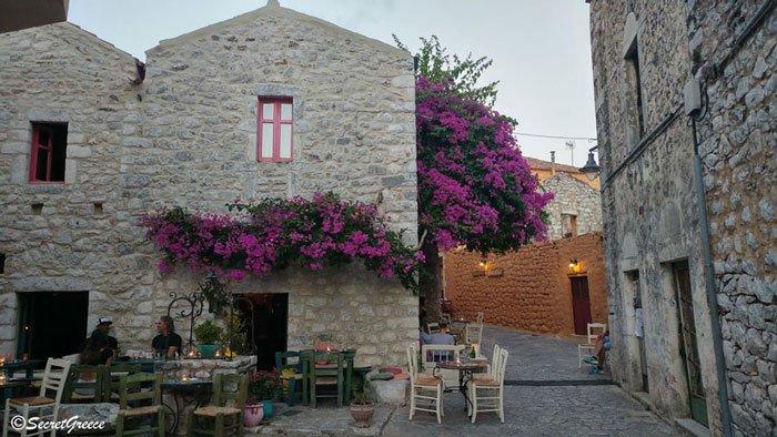 Road trip in aeropoli, Peloponnese