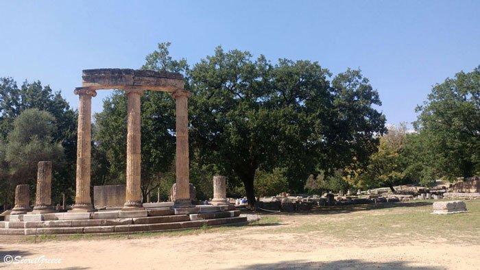 Road trip in Olympia, Peloponnese