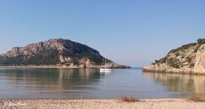 Road trip in Voidokilia, Peloponnese