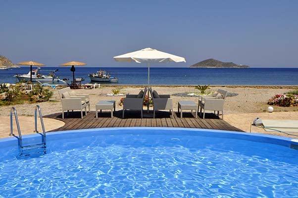 Leros island hotel