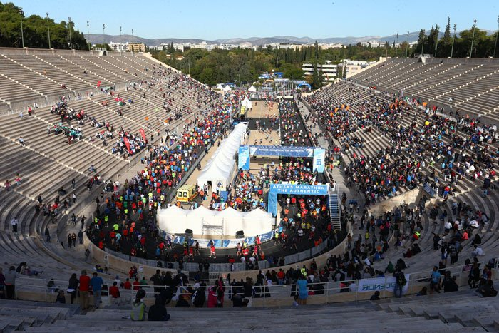 Nothing Can Prepare You for your first Athens Authentic Marathon!