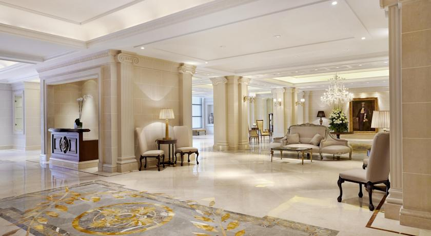 King George, best luxurious hotels Athens