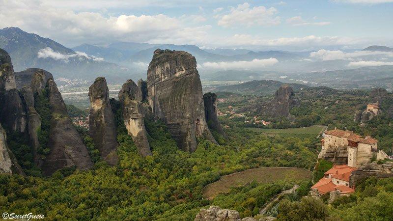 Meteora Road trip Greece