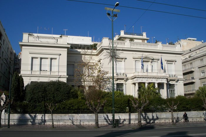 Mpenaki best museums in Athens