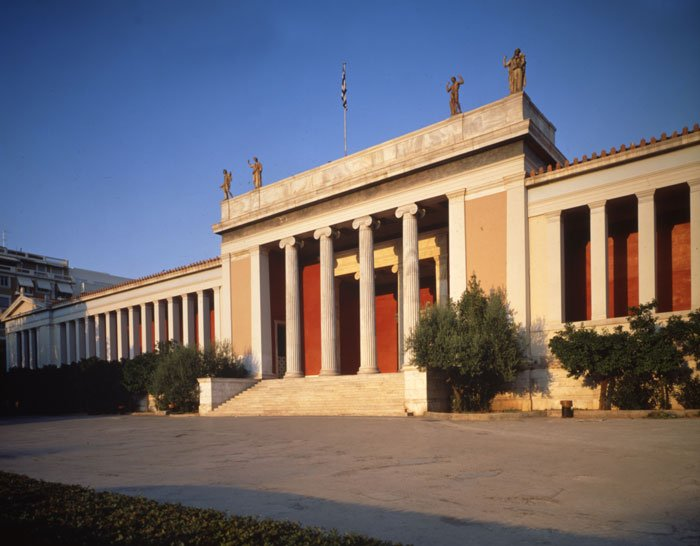 National Museum in Athens