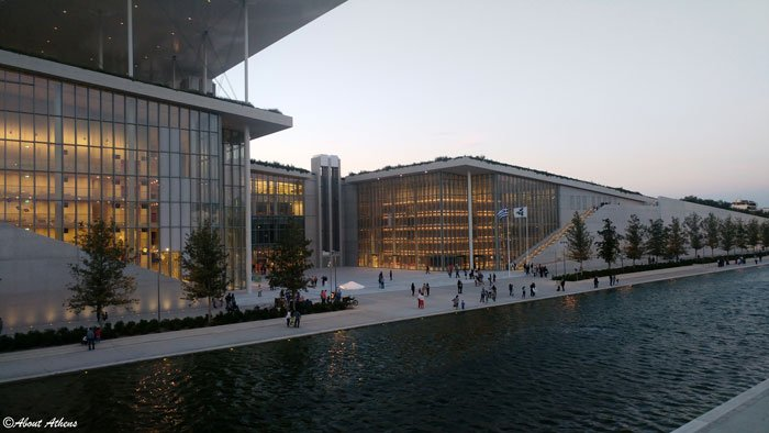 Stavros Niarchos best Museums in Athens