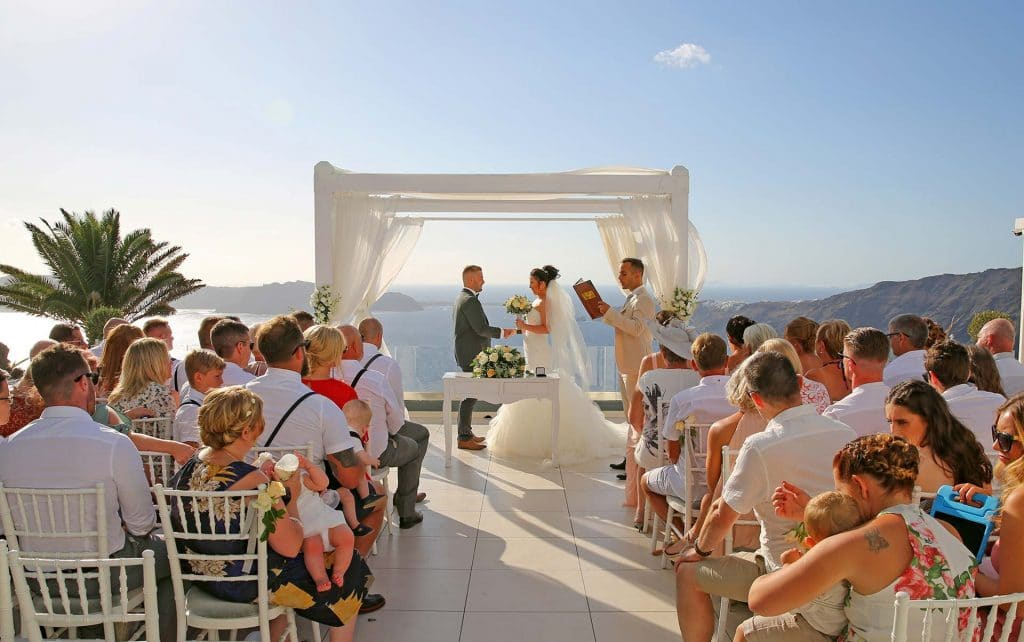 Your guide for getting married in Greece!