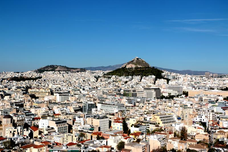 lycabettus_best things to do in athens