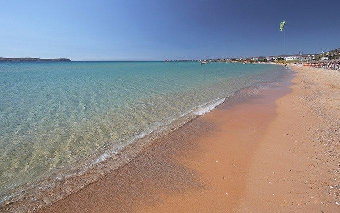 Остров Крисси Акти Парос Остров Парос Остров Парос! Полный путеводитель по 2020 году! Chryssi Akti  paros island
