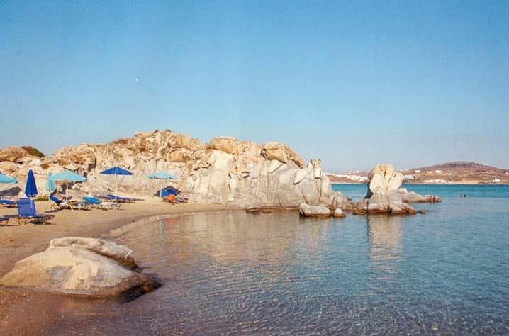 пляж Колимвитрес
