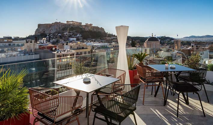 Elia Ermou - Best Hotels in Athens