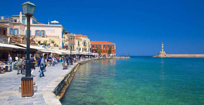 chania crete road trip greece