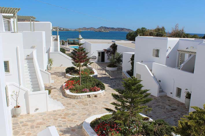 Saint Andrea Best Hotels in Paros island