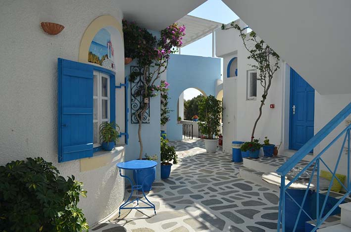 Akteon Best Hotels in Paros island
