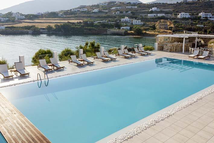 Paros Bay Best Hotels Paros