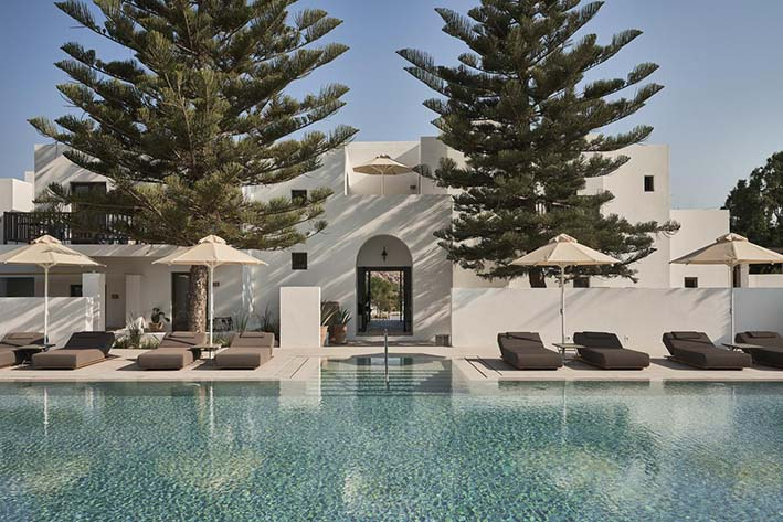 Parilio best hotels in Paros