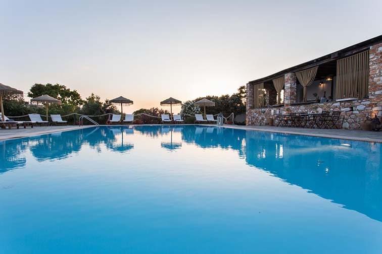 Parosland Hotel paros