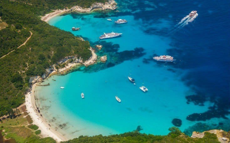 Paxos Greek Island Hopping
