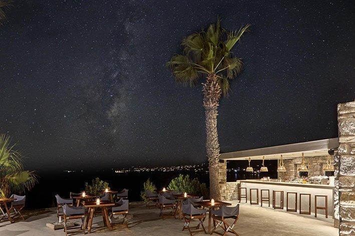 Poseidon of Paros hotel