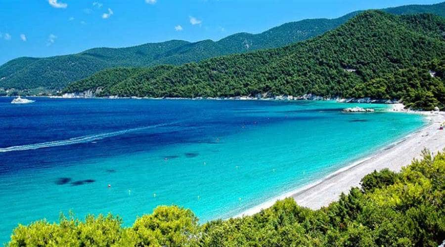 Skopelos Greek Island Hopping