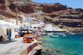 ammoudi bay what to do in santorini