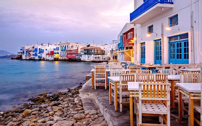 Mykonos Island Hopping Greece