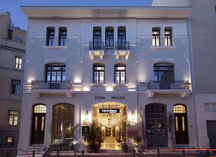 Inn Athens hotel