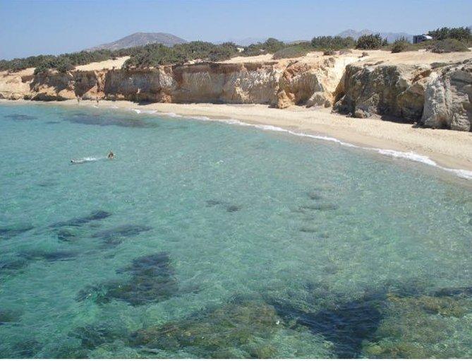 Пляж Алико, остров Наксос Наксос Чем заняться на острове Наксос в 2020 году! Alyko Beach Naxos Island2
