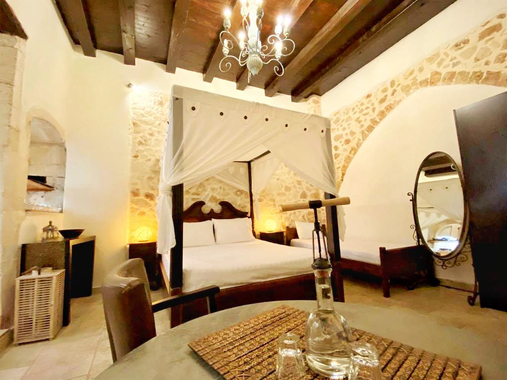 Best Hotels in Chania Doge Traditional Hotel